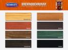 Nobiles - Impergnat drewnoochronny - wzornik kolorów